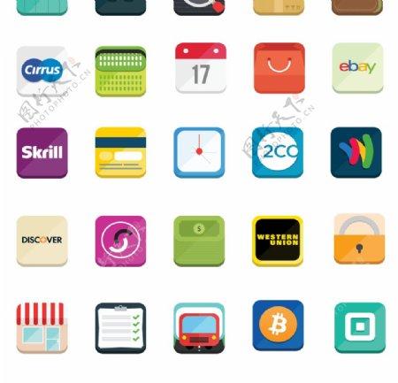 手机app图标