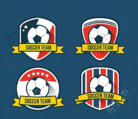 足球队徽章