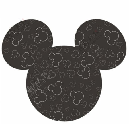 米老鼠米奇头像手绘米奇图片