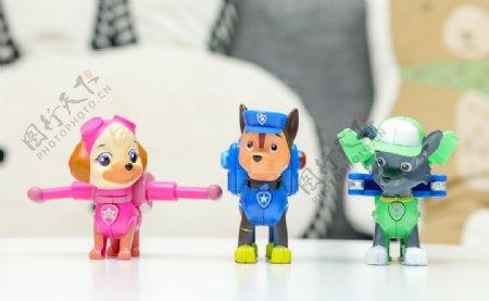 彩色卡通儿童玩具图片