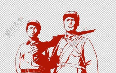 抗战胜利素材图片