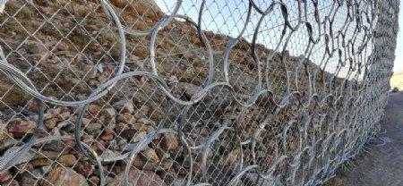 铁网围墙建筑图片