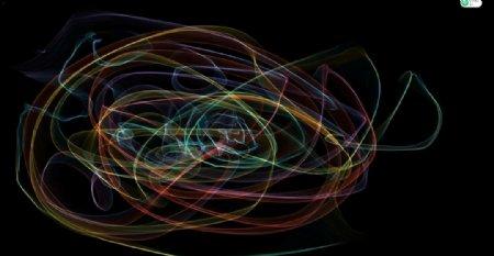 光影背景科技光影光效IT背景图片