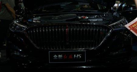 红旗汽车图片