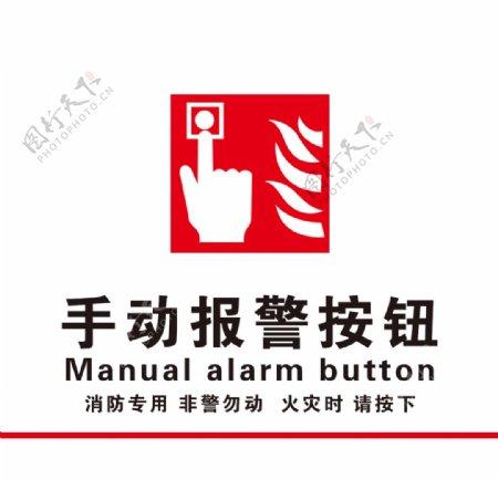 火警按钮图片