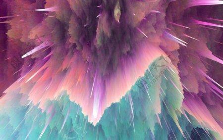 彩色梦幻背景图片