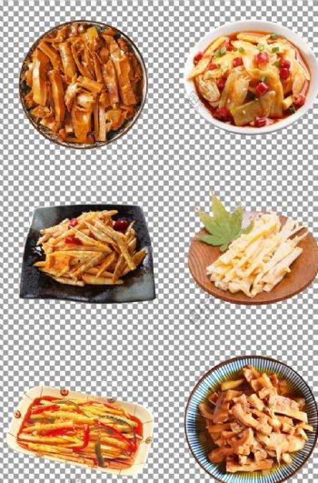 美味竹笋图片