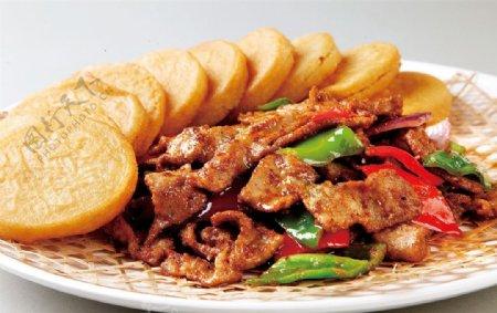 蒙古嫩牛肉图片