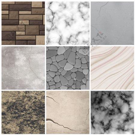 石材质地底纹图片
