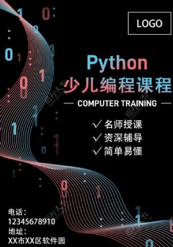 科技感海报图片