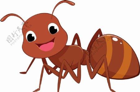 卡通蚂蚁图片