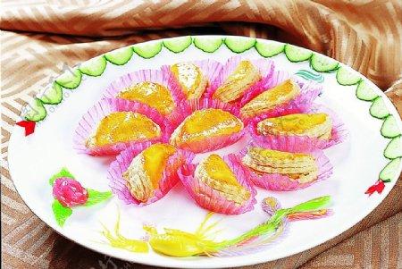 豫菜榴莲酥图片