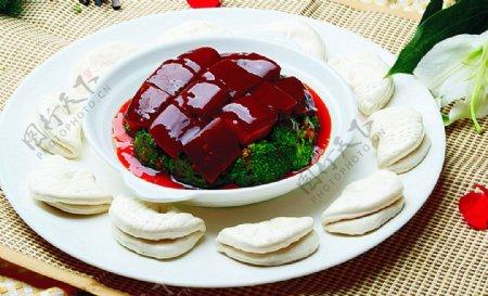 豫菜拳头神仙不老肉图片