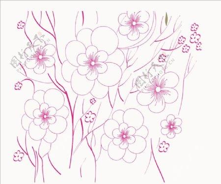 花纹图案图片