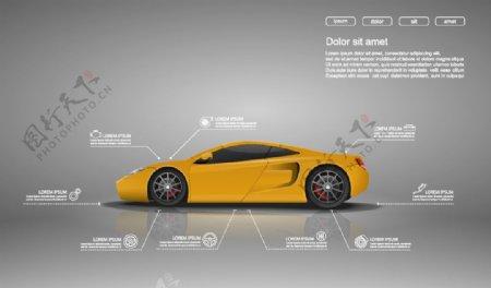 汽车配件信息图表图片