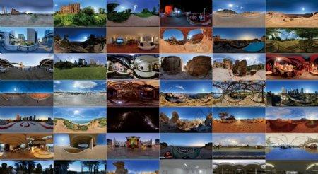 工业HDR图片