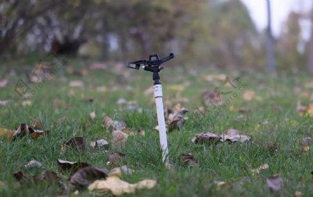 园林自动灌溉喷淋头图片