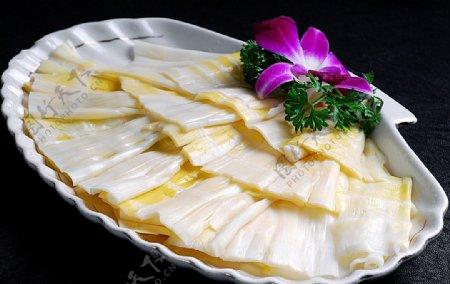 火锅配菜类方竹笋图片