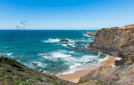 海边自然风景图片