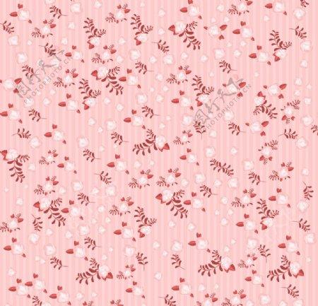 碎花小花朵各种花家纺面料图片