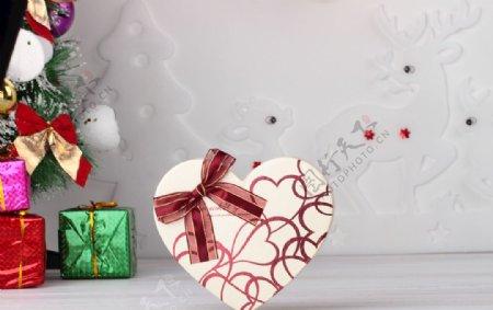 巧克力圣诞礼盒图片