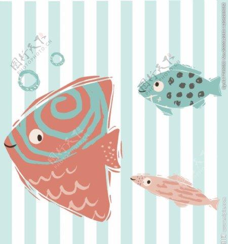 海洋海底世界各种鱼图片