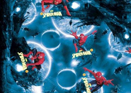 太空蜘蛛侠图片