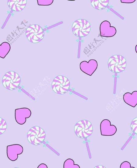 爱心糖图片