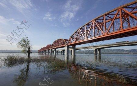京张高铁特大桥图片