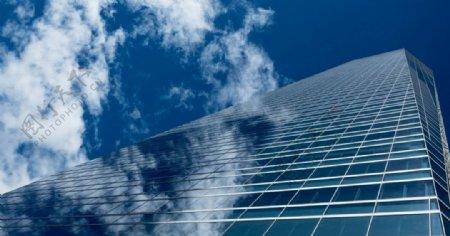 高楼建筑城市摄影图片