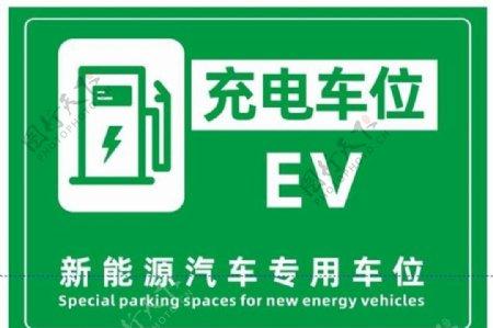 新能源充电车位图片