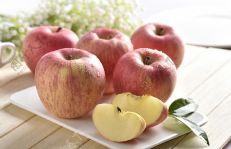 苹果摄影图片