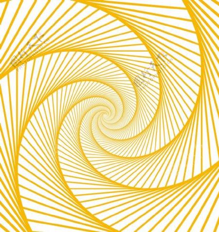 螺旋线条旋转背景图片