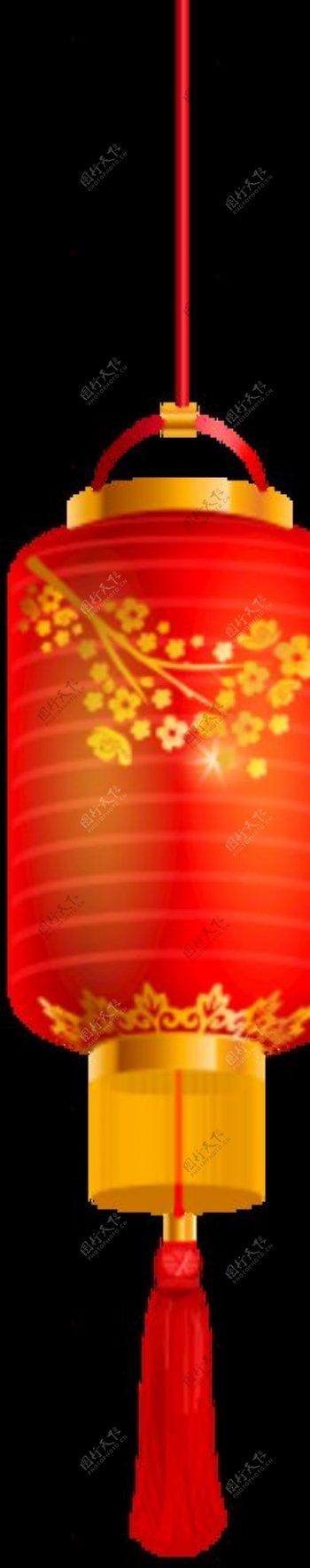 元旦灯笼中秋国庆新年春节灯笼图片