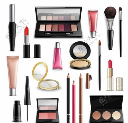 各种各样化妆品图片