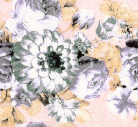 小裙子碎花图片
