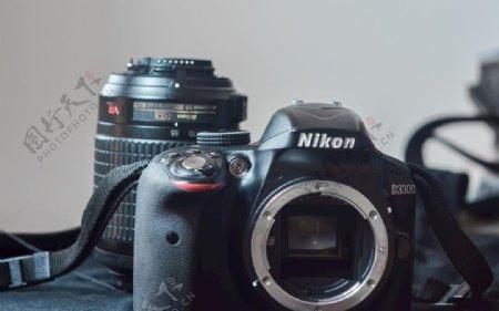 尼康单反相机高清图图片