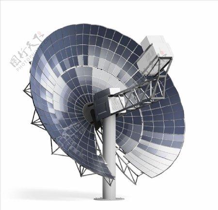 C4D3DMAX模型太阳能板子图片