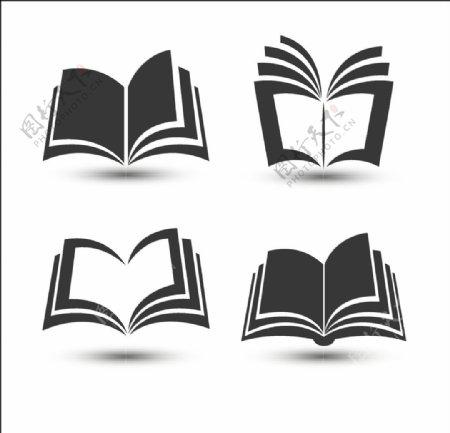 矢量图书图片