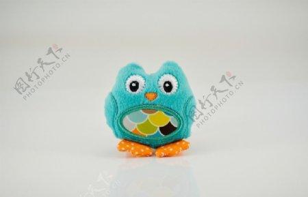 毛绒玩具猫头鹰图片