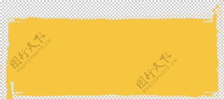不规则文本标题框矢量素材图片