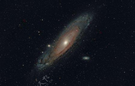 宇宙星球星光太空背景图片