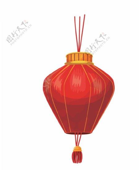 红色灯笼图片