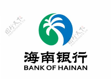 海南银行标志LOGO图片