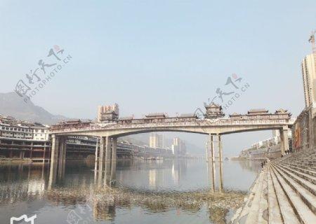 贵州第一河沿河县图片